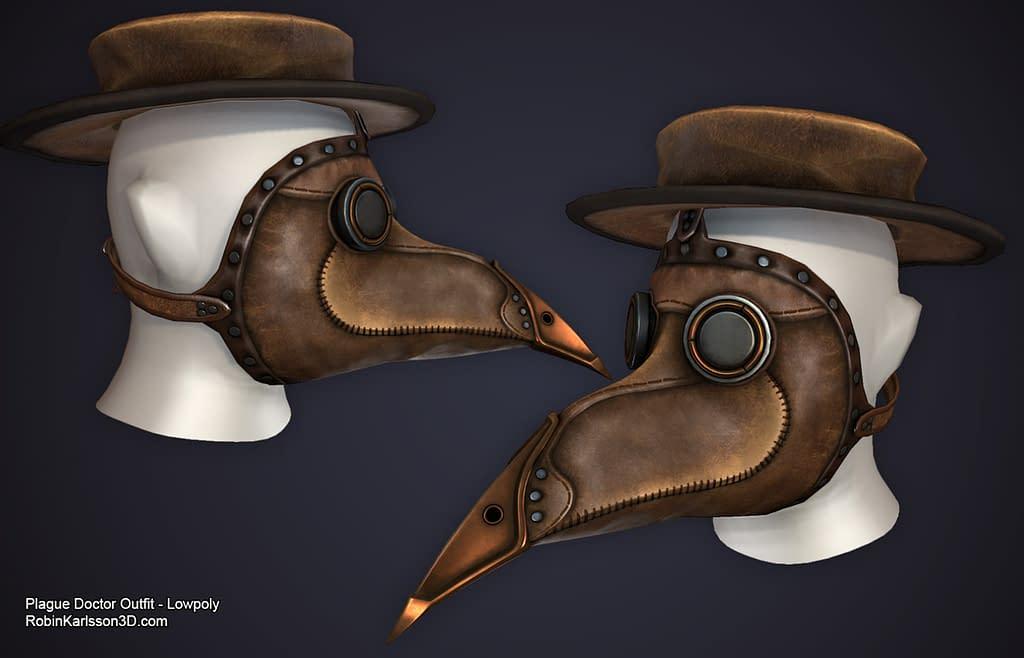 Plague Doctor Mask Inspiration