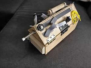 Left Rear Toolbox