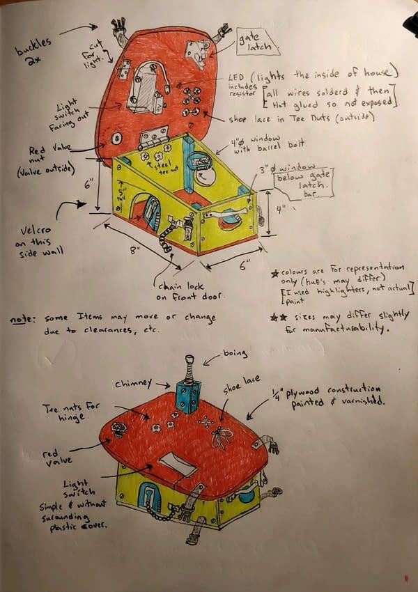Flintstone House Design Document